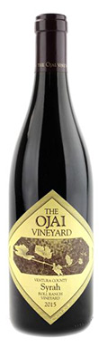 The Ojai Vineyard, Roll Ranch Vineyard Syrah, Ventura