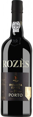 Rozès, Port, Infanta Isabel 10 Year Old Tawny, Douro