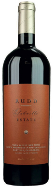 Rudd, Estate Red, Napa Valley, Oakville, California, 2014