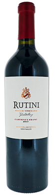 Rutini, Single Vineyard Cabernet Franc, Uco Valley