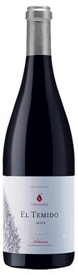 Sabinares, El Temido, Vino de la Tierra de Castilla y León