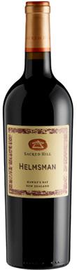Sacred Hill, Helmsman, Gimblett Gravels, Hawke's Bay, 2016