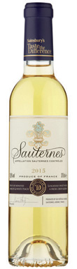Sainsbury's, Taste the Difference Sauternes, Sauternes, 2015