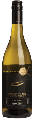 Saint Clair Family Estate, Origin Viognier, 2017