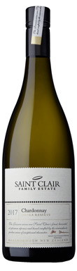 Saint Clair Family Estate, Omaka Reserve Chardonnay, 2017