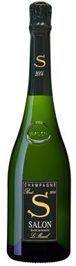 Salon, Cuvée S, Le Mesnil Blanc de Blancs, Champagne, 2004