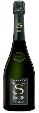 Salon, Cuvée S, Le Mesnil Blanc de Blancs, Champagne, 2007