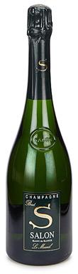Salon, Cuvée S, Le Mesnil Blanc de Blancs, Champagne, 2008