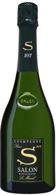 Salon, Cuvée S, Champagne, France, 2002