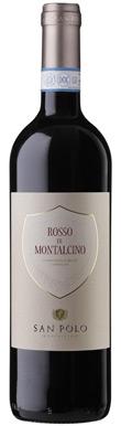 San Polo, Rosso di Montalcino, Tuscany, Italy, 2018