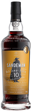 Sandeman, 10 Year Old Tawny, Port, Douro Valley, Portugal
