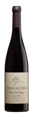 Sangiacomo Family Winery, Roberts Road Vineyard Pinot Noir