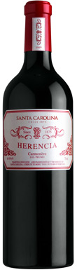 Santa Carolina, Herencia, Peumo, Cachapoal Valley, 2010