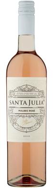 Santa Julia, Plus Malbec Rosé, Mendoza, Argentina, 2016