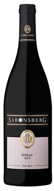 Saronsberg, Shiraz, Tulbagh, South Africa, 2012