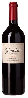 Schrader Cellars, RBS Cabernet Sauvignon, Beckstoffer To