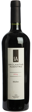 Seclantas Adentro, Malbec, Salta, Argentina, 2014