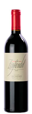 Seghesio Winery, Sonoma Coast, Old Vines Zinfandel, 2012