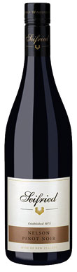 Seifried, Pinot Noir, Nelson, New Zealand, 2009