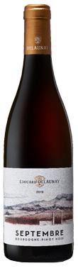 Edouard Delaunay, Pinot Noir Septembre, Bourgogne, 2018