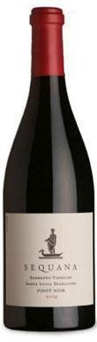 Sequana, Sarmento Vineyard Pinot Noir, Monterey County