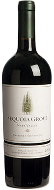Sequoia Grove, Cabernet Sauvignon, Napa Valley, Rutherford