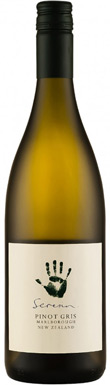 Seresin Estate, Pinot Gris, Marlborough, New Zealand, 2016