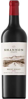 Shannon Vineyards, Mount Bullet, Elgin, South Africa, 2016