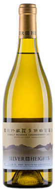 Silver Heights, Family Reserve Chardonnay, Helan Mountain