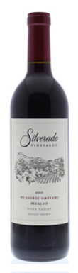 Silverado Vineyards, Napa Valley, Coombsville, Merlot, Mt