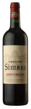 Château Simard, St-Émilion, Bordeaux, France, 2016