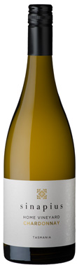 Sinapius, Home Vineyard Chardonnay, Pipers River, 2016