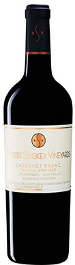 Robert Sinskey Vineyards, Vandal Vineyard Cabernet Franc