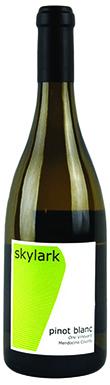 Skylark, Orsi Vineyard Pinot Blanc, Mendocino County, 2013