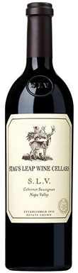 Stag's Leap Wine Cellars, Napa Valley, SLV Cabernet