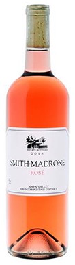 Smith-Madrone, Rosé, Napa Valley, Spring Mountain, 2018