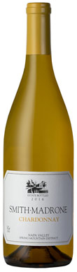 Smith-Madrone, Estate Grown Chardonnay, Napa Valley, Spring