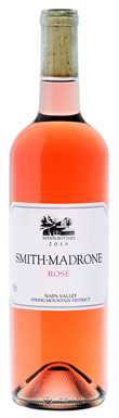 Smith-Madrone, Estate Grown Rosé, Napa Valley, Spring