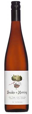 Snake & Herring, High & Dry Riesling, Porongurup, 2013