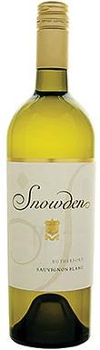 Snowden, Sauvignon Blanc, Napa Valley, Rutherford, 2015