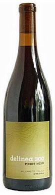Sokol Blosser Winery, Delinea 300, Oregon, USA, 2009