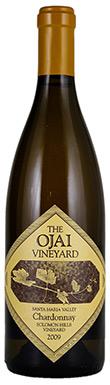 The Ojai Vineyard, Solomon Hills Vineyard Chardonnay, Santa