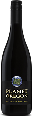 Soter Vineyards, Planet Oregon Pinot Noir, Oregon, USA, 2015