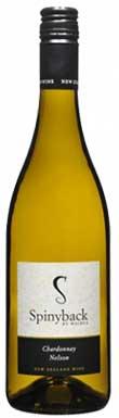 Waimea, Spinyback Chardonnay, Nelson, New Zealand, 2016