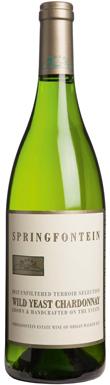 Springfield Estate, Wild Yeast Chardonnay, Robertson, 2014