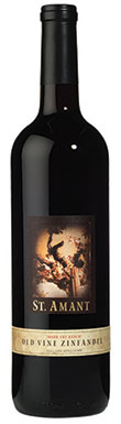 St Amant Winery, Mohr-Fry Ranch Old Vine Zinfandel, Lodi