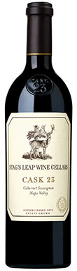 Stag's Leap Wine Cellars, Napa Valley, Cask 23 Cabernet