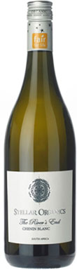 Stellar Organics, The River's End Chenin Blanc, 2015