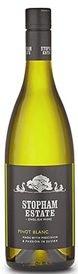 Stopham Estate, Pinot Blanc, West Sussex, England, 2015