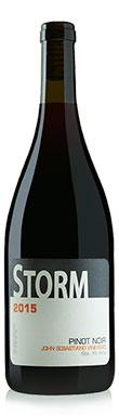 Storm, John Sebastiano Vineyard Pinot Noir, Santa Barbara